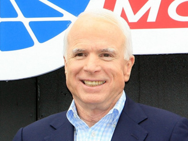 Where in the heck is John McCain?