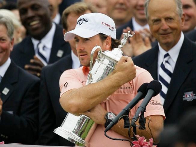 Graeme McDowell Wins U.S. Open