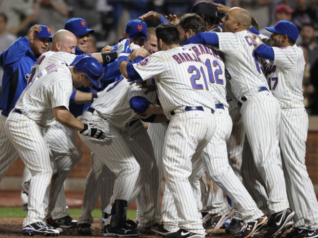 Talent is the Difference With the Mets This Season