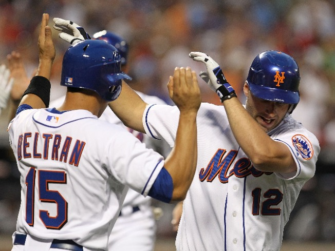 The Mets Offense Finally Returns From the All-Star Break