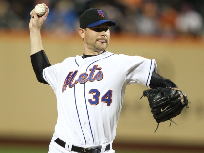 Mike Pelfrey Doesn't Need Your Hyperbole