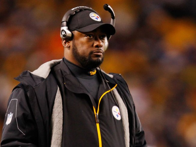 At 38, Tomlin Has Respect of Players, Coaches