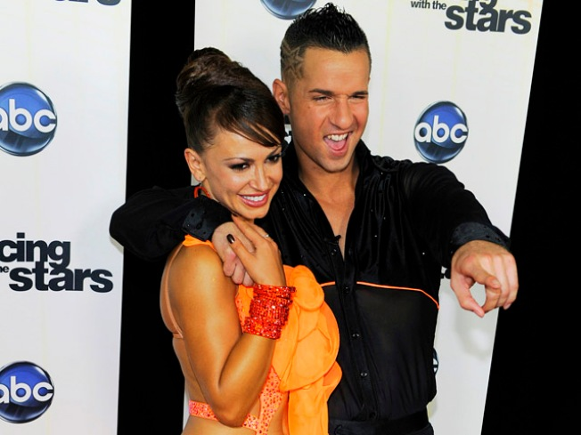 Is 'The Situation' Hitting On 'DWTS' Partner?