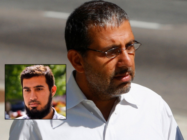 Accused Terrorist Zazi's Dad Tried To Destroy Chemicals: Feds