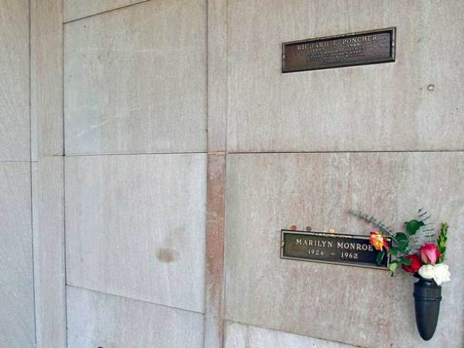 Party Withdraws $4.6M Bid for Crypt Above Marilyn