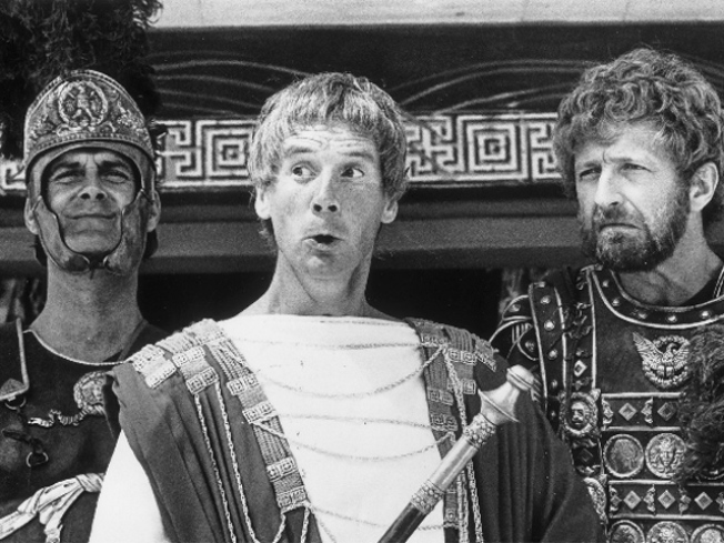 Save the Date: One-Night-Only Monty Python Reunion