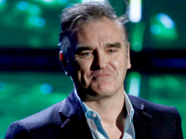 Morrissey Released From Hospital After Collapse