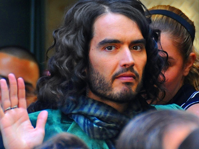 No Charges for Russell Brand in Paparazzo Incident