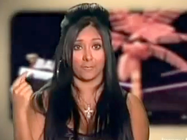"""MTV Launches """"Jersey Shore"""" Reality TV Show"""