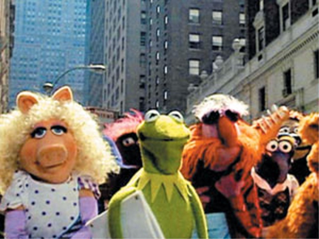 "One Night Only: ""The Muppets Take Manhattan""  -- in Brooklyn"