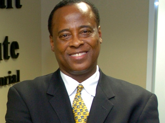 Dr. Conrad Murray Due In Vegas Court In Child Money Case