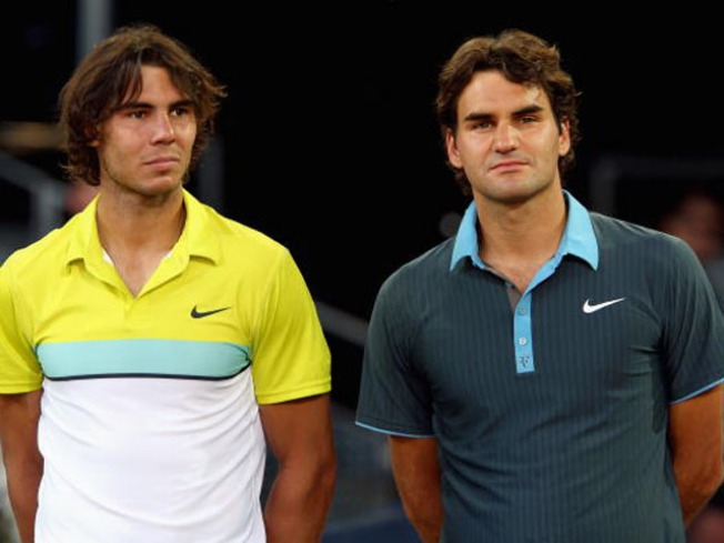 Nadal, Federer Draw Opposite Sides of U.S. Open Bracket