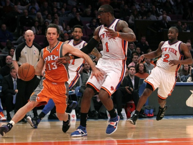 Knicks Don't Like Taste of Home Cooking