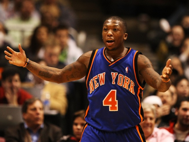 Nate Robinson Wants Out of New York