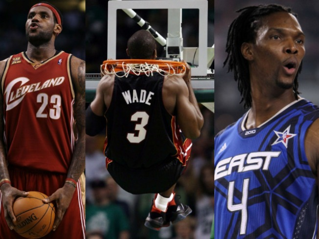 Your NBA Free Agency Primer