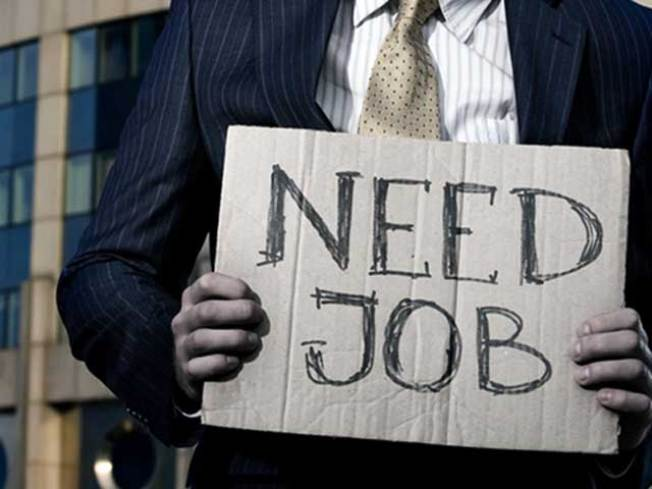Ray of hope clouded by 8.4 million jobless