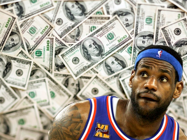 LeBron James Would Bring $58M to the Big Apple: Report