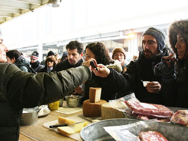 11/21-22: The New Amsterdam Market is Back