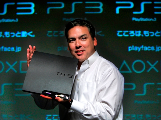Sony Slims the PS3