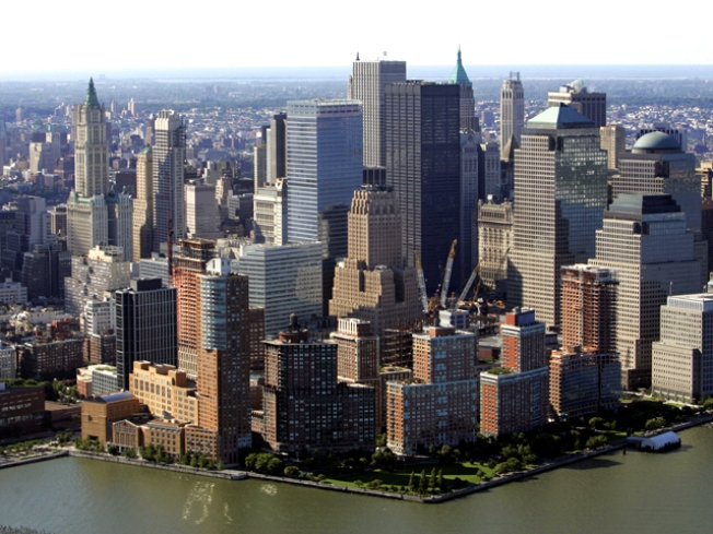 NYC Could Buy Battery Park City for $1, Solve World's Problems