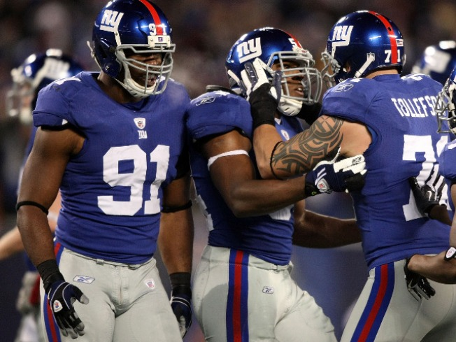 Mission Accomplished: Giants Defense Back in Business