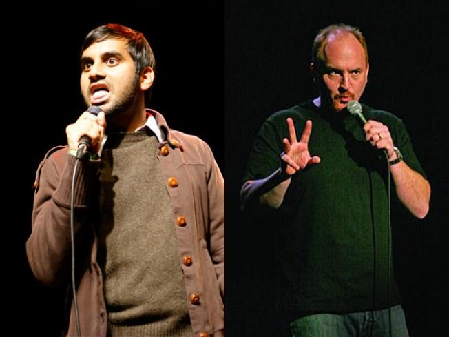 Aziz Ansari, Louis CK Among Headliners at 2010 New York Comedy Festival