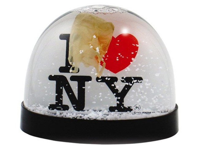 The Only Snowglobe You Need