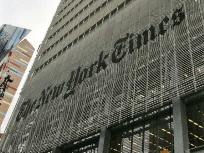 New York Times to Cut Newsroom Jobs