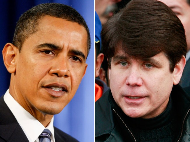 Obama: We Made No Deals, Blago Must Go
