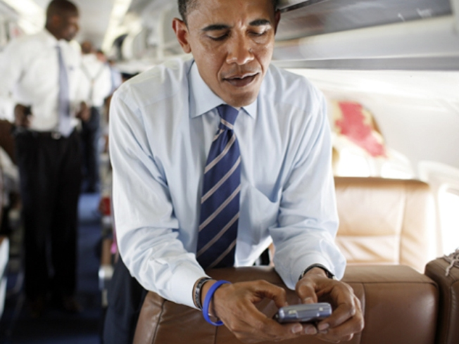 Web Emergency: No Sweat, Obama's Got It