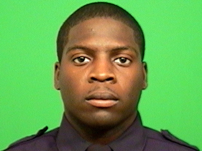 "Cop Slain in ""Friendly Fire"" Shooting"