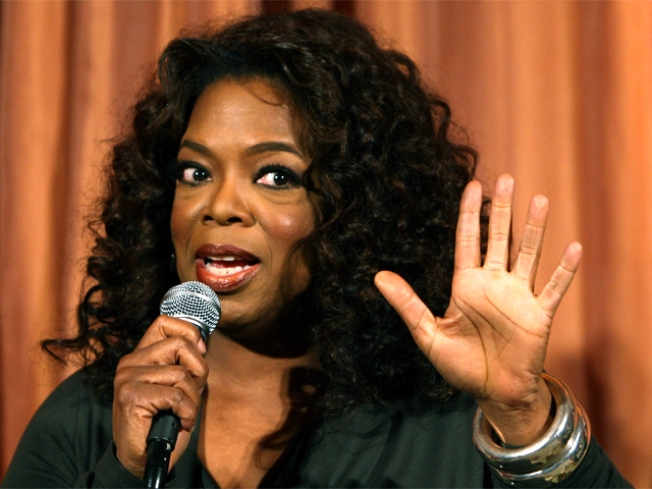 Is There Trouble In Oprah's TV Kingdom?