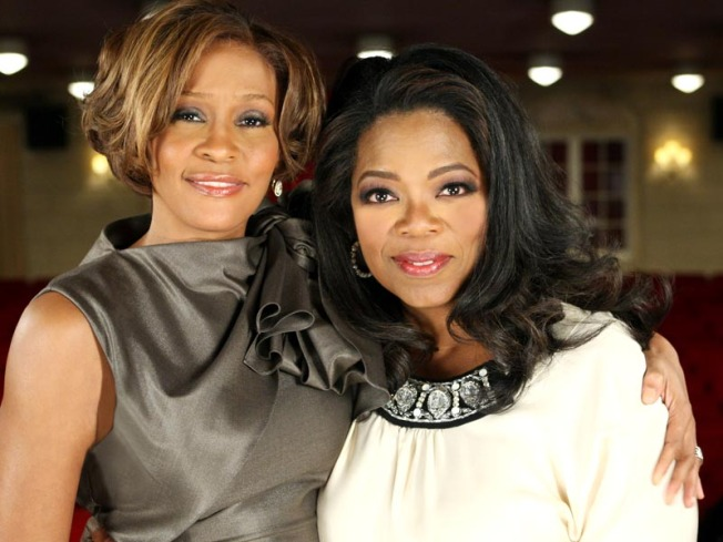"Oprah on Upcoming Whitney Interview: ""The Best Interview I've Ever Done"""
