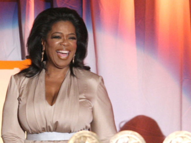 "Oprah Promises Nonstop Inspiration With Her ""OWN"" Network's Launch"