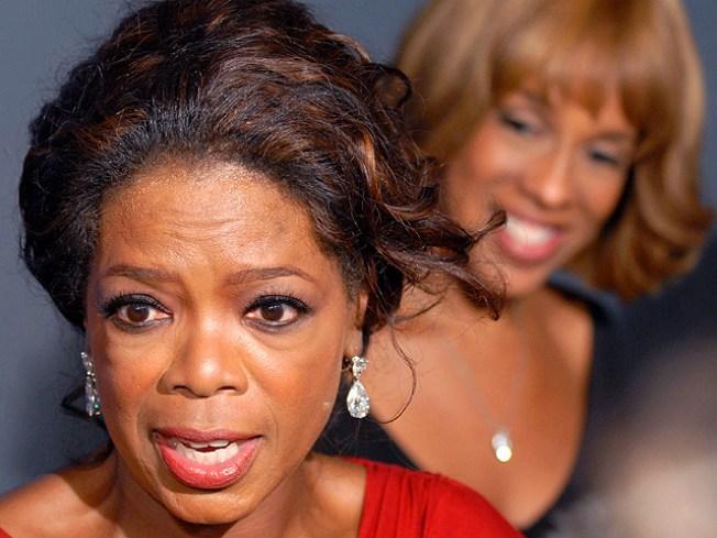 Oprah: I am NOT a Lesbian