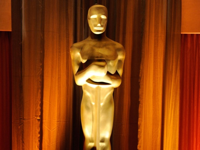"""Avatar,"" ""The Hurt Locker"" and ""Up in the Air"" Lead Oscar Field"