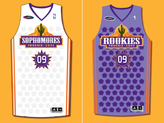 e0d19f852800 Local College Kid Designs NBA All-Rookie Jerseys - NBC New York