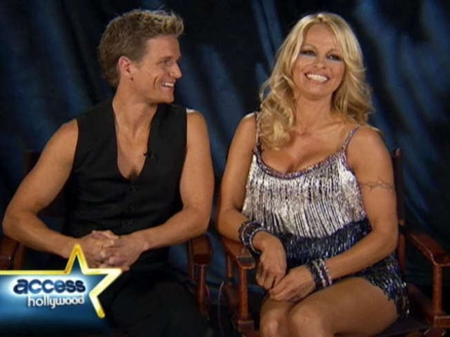 Pamela Anderson Credits 'Dancing' For Making 'The Last 15 Years' Disappear