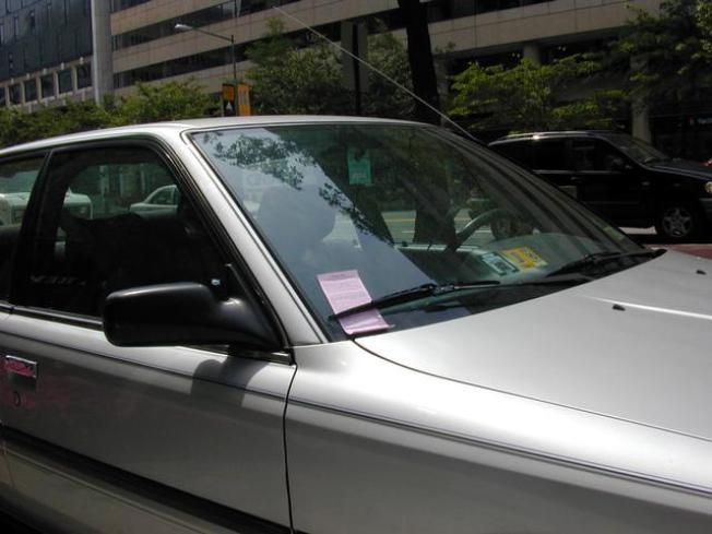Cops Receive $1.5 Million Parking Ticket