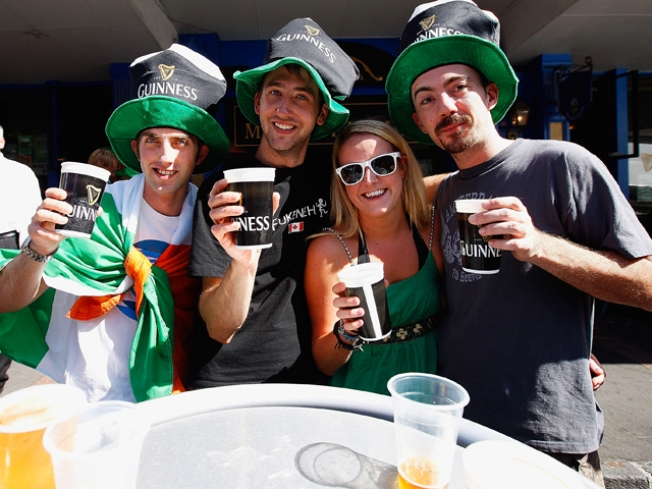 Boozers Be Warned: Fines Doubled for Hoboken St. Patty's Day Parade