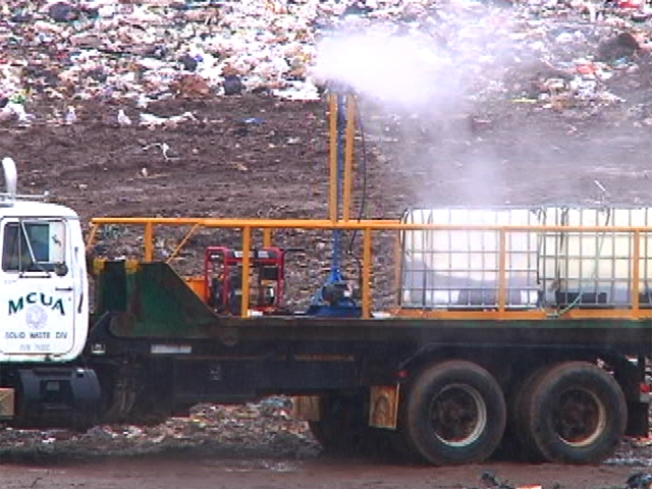 New Jersey Landfill Sweetens the Air