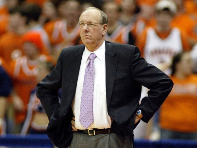 It's About Time: Boeheim Named Coach of the Year