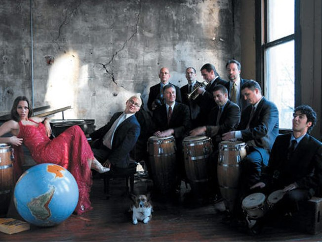12/10: Pink Martini @ Town Hall