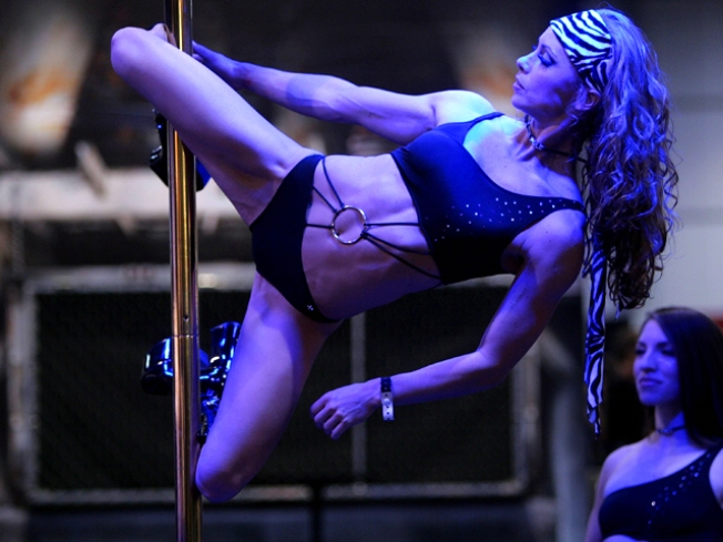 Pole-Dancing Class Leads to Lawsuit