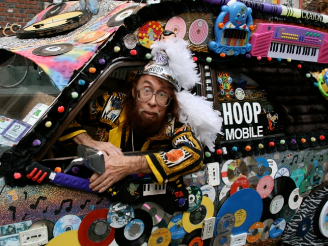 Art Cars Descend on New York