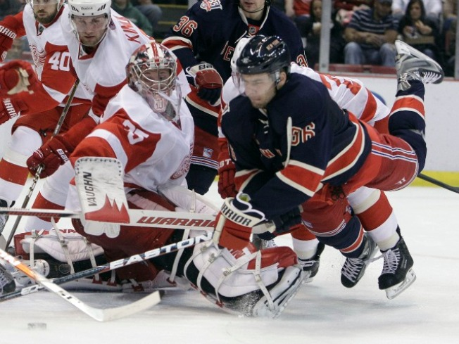 The Rangers Are Heading in the Wrong Direction