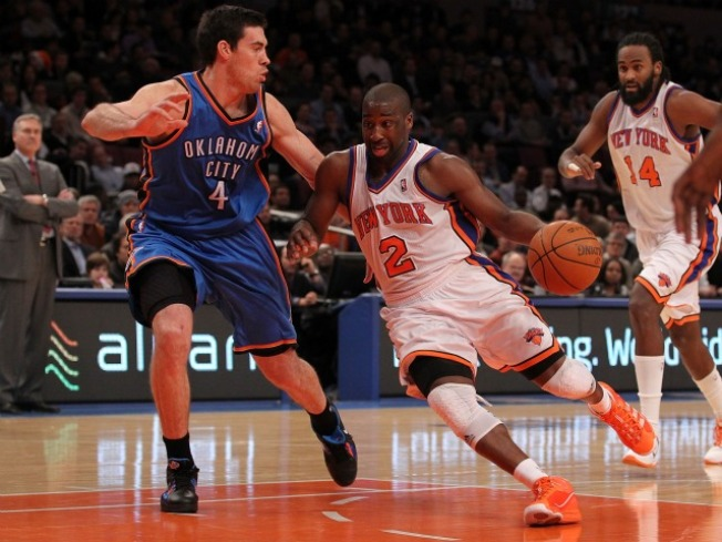 Raymond Felton Brings Back the New York Point Guard