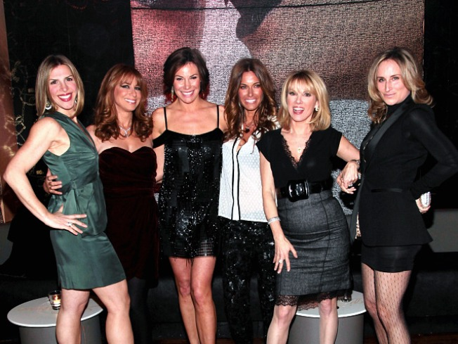 'Real Housewives' Finale Earns Best Ratings Yet