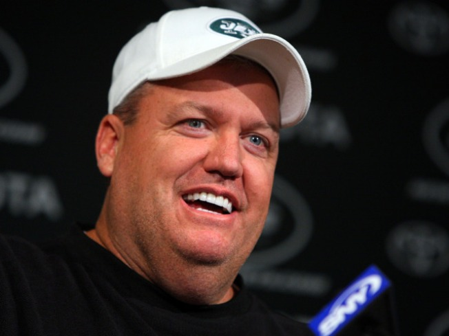 Rex Ryan Doesn't Have an Off Switch
