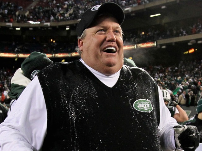 Yet Another Sign That Rex Ryan is Doing Something Right